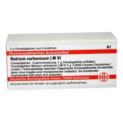 Lm Natrium Carbonicum Vi Globuli  bei versandapo.de bestellen