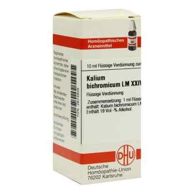 Lm Kalium Bichromicum Xxiv  bei versandapo.de bestellen