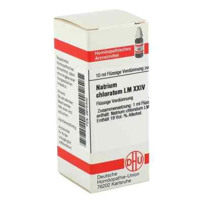 Lm Natrium Chloratum Xxiv  bei versandapo.de bestellen