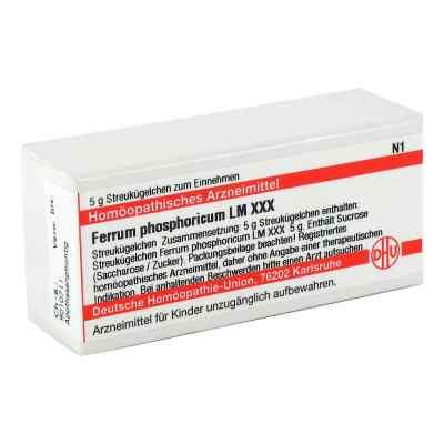 Lm Ferrum Phosphoricum Xxx Globuli  bei versandapo.de bestellen