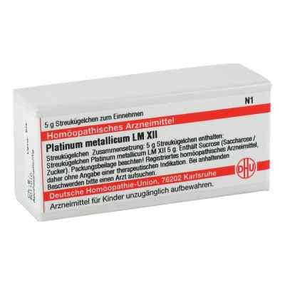 Lm Platinum Metallicum Xii Globuli  bei versandapo.de bestellen