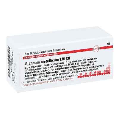 Lm Stannum Metallicum Xii Globuli  bei versandapo.de bestellen