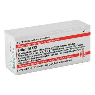 Lm Sulfur Xxx Globuli  bei versandapo.de bestellen
