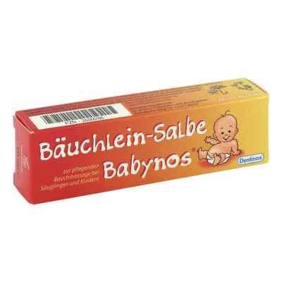 Bäuchlein Salbe Babynos  bei versandapo.de bestellen