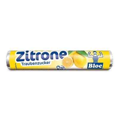 Bloc Traubenzucker Zitrone  bei versandapo.de bestellen