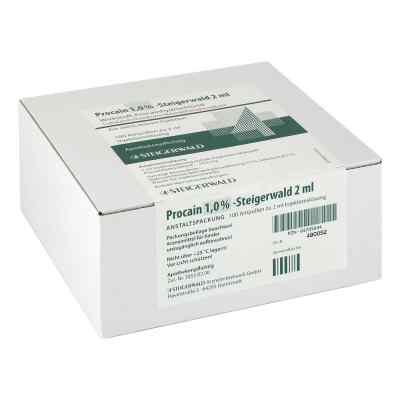 Procain 1% Steigerwald Injektionslösung  bei versandapo.de bestellen