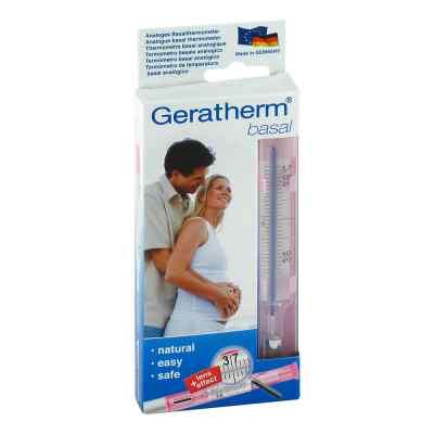 Geratherm basal analoges Zyklusthermometer  bei versandapo.de bestellen