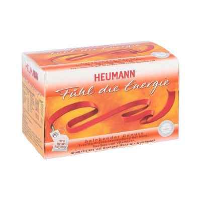 Heumann Fühl die Energie Tee Filterbeutel  bei versandapo.de bestellen