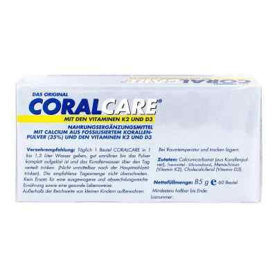Coralcare mit Vitamin D3 2-Monatspackung  bei versandapo.de bestellen