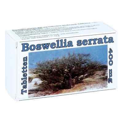 Boswellia serrata 400 mg Tabletten  bei versandapo.de bestellen