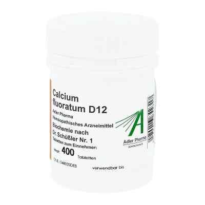 Biochemie Adler 1 Calcium fluor.D12 Adl.p. Tabletten   bei versandapo.de bestellen