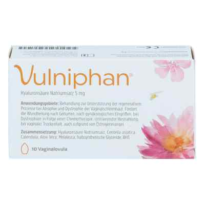 Vulniphan Vaginalovula  bei versandapo.de bestellen
