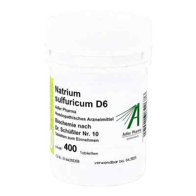 Biochemie Adler 10 Natrium sulf.D6 Adl.ph. Tabletten   bei versandapo.de bestellen