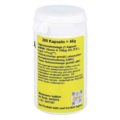 Vitamin A Kapseln  bei versandapo.de bestellen