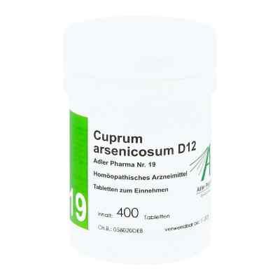 Biochemie Adler 19 Cuprum arsen.D12 Adl.p. Tabletten   bei versandapo.de bestellen