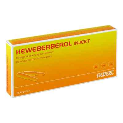 Heweberberol injekt Ampullen  bei versandapo.de bestellen