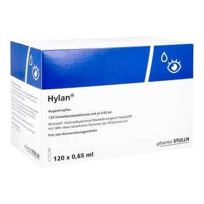 Hylan 0,65 ml Augentropfen  bei versandapo.de bestellen