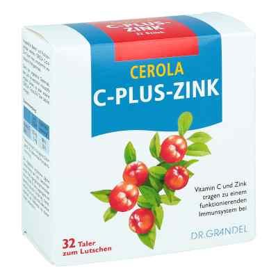 Cerola C plus Zink Taler Grandel  bei versandapo.de bestellen
