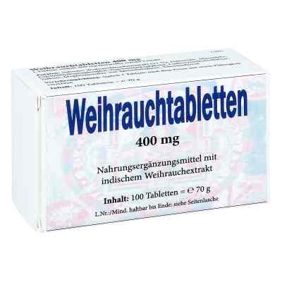 Weihrauch 400 mg Tabletten  bei versandapo.de bestellen