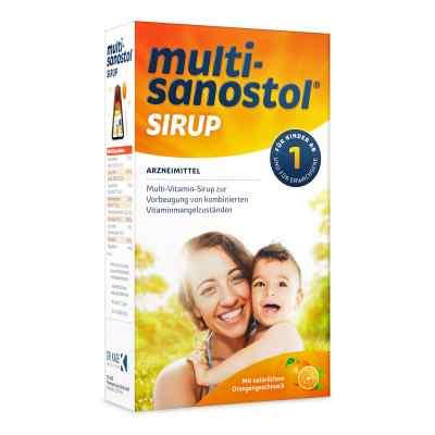 Multi Sanostol Sirup  bei versandapo.de bestellen