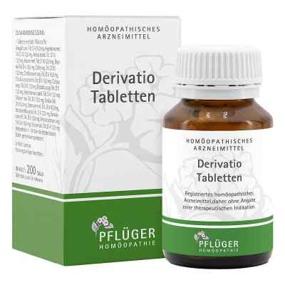 Derivatio Tabletten  bei versandapo.de bestellen