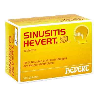 Sinusitis Hevert Sl Tabletten  bei versandapo.de bestellen