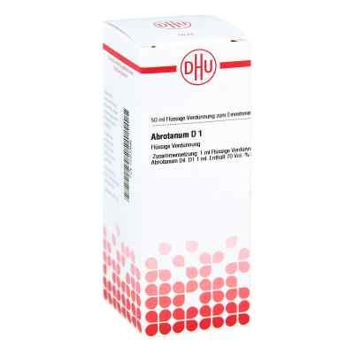 Abrotanum D 1 Dilution  bei versandapo.de bestellen