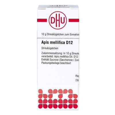 Apis Mellifica D 12 Globuli  bei versandapo.de bestellen