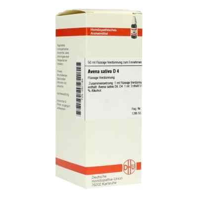 Avena Sativa D 4 Dilution  bei versandapo.de bestellen