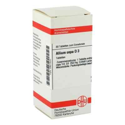 Allium Cepa D 3 Tabletten  bei versandapo.de bestellen
