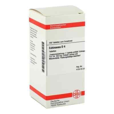 Echinacea Hab D 4 Tabletten  bei versandapo.de bestellen