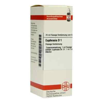 Euphrasia D 1 Dilution  bei versandapo.de bestellen