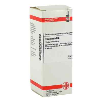 Glonoinum D 6 Dilution  bei versandapo.de bestellen