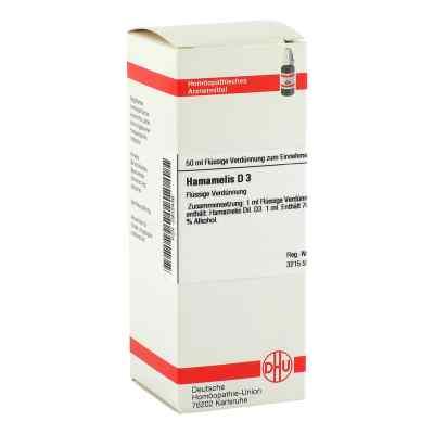 Hamamelis D 3 Dilution  bei versandapo.de bestellen