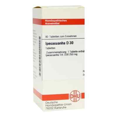 Ipecacuanha D 30 Tabletten  bei versandapo.de bestellen