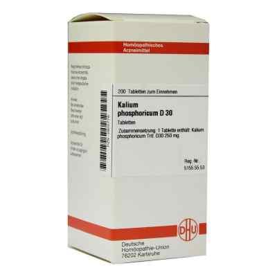 Kalium Phosphoricum D 30 Tabletten  bei versandapo.de bestellen