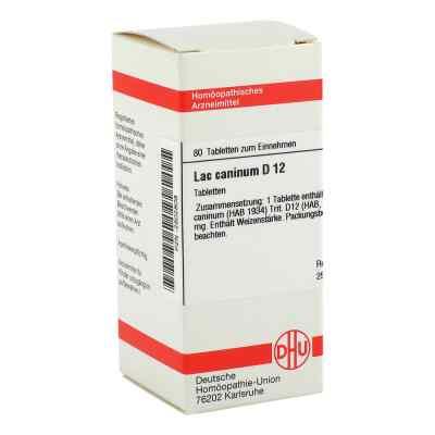 Lac Caninum D 12 Tabletten  bei versandapo.de bestellen