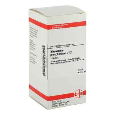Magnesium Phos. D 12 Tabletten  bei versandapo.de bestellen
