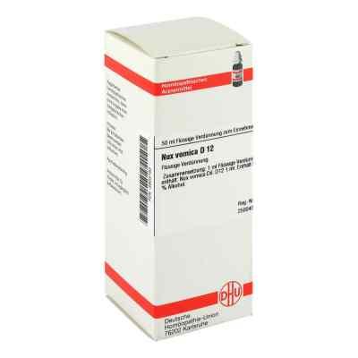 Nux Vomica D 12 Dilution  bei versandapo.de bestellen