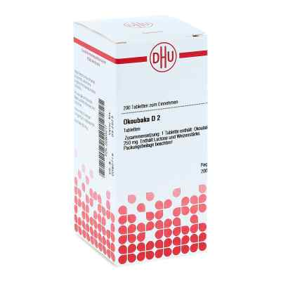 Okoubaka D 2 Tabletten  bei versandapo.de bestellen