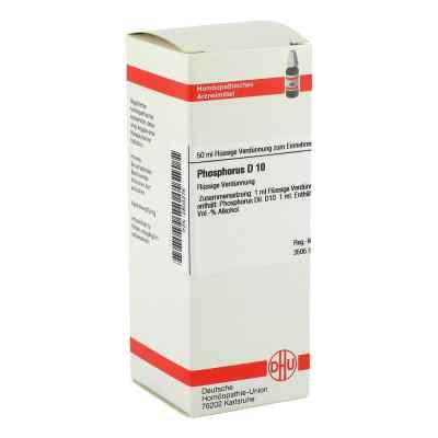 Phosphorus D 10 Dilution  bei versandapo.de bestellen