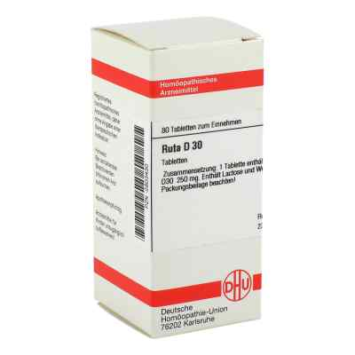 Ruta D 30 Tabletten  bei versandapo.de bestellen