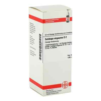 Solidago Virgaurea D 2 Dilution  bei versandapo.de bestellen