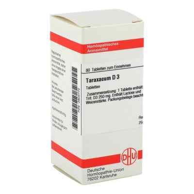 Taraxacum D 3 Tabletten  bei versandapo.de bestellen