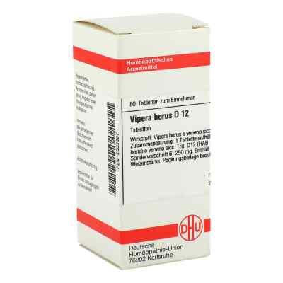 Vipera Berus D 12 Tabletten  bei versandapo.de bestellen
