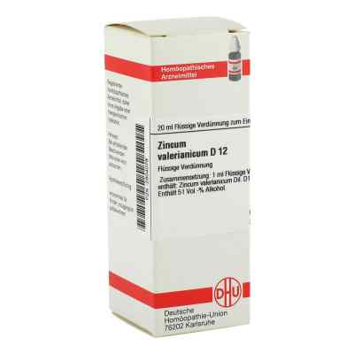 Zincum Valerianicum D 12 Dilution  bei versandapo.de bestellen