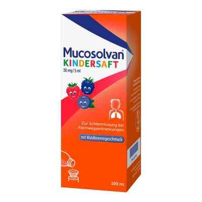 Mucosolvan Kindersaft 30mg/5ml  bei versandapo.de bestellen