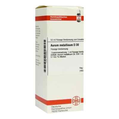 Aurum Metallicum D 30 Dilution  bei versandapo.de bestellen