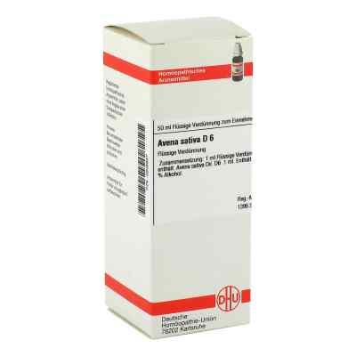 Avena Sativa D 6 Dilution  bei versandapo.de bestellen