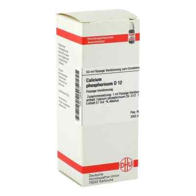 Calcium Phosphoricum D 12 Dilution  bei versandapo.de bestellen